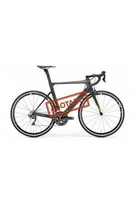 BICICLETA DE CARRETERA MERIDA REACTO 6000 2019 BLACK / YELLOW