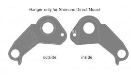Patilla de cambio Ghost Lector Shimano Direct Mount