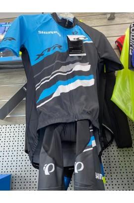 Pearl Izumi Equipacion maillot y culotte corto ciclista XTR