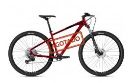 Bicicleta GHOST Kato Pro 29  rojo cereza