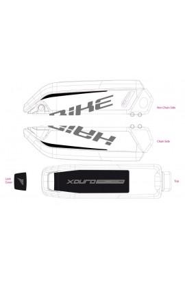 Pegatina E-Bike Sduro,para batería