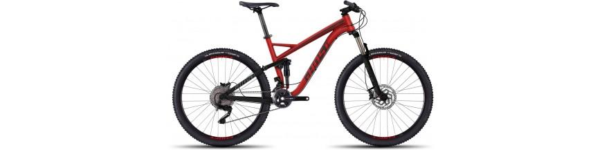 Bicicletas  MTB Doble Suspensión