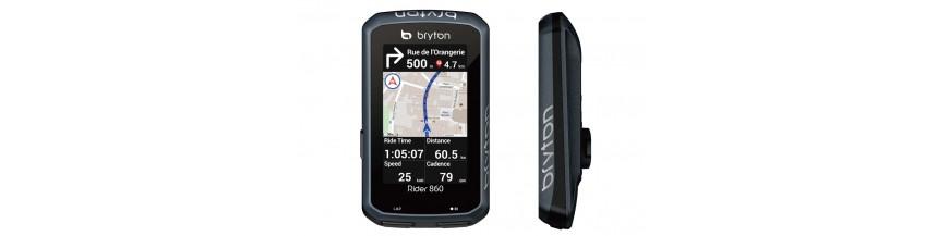 Cuentakilómetros / Pulsómetros / GPS/Camaras